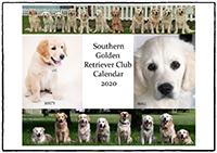 Southern Golden Retriever Club Calendar